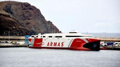 Dos enlaces semanales extras reforzarán la conectividad marítima de El Hierro con Tenerife