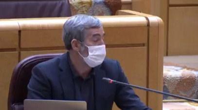 """Clavijo acusa a Díaz de tratar de forma """"colonial"""" a las Islas y de no dar respuestas al paro"""