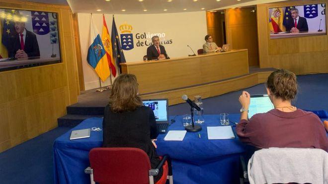 Rodríguez aboga por una solución política para los conflictos por las modificaciones del REF