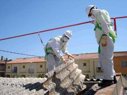 El Cabildo abre el plazo de inscripción en el censo para la retirada del amianto en viviendas