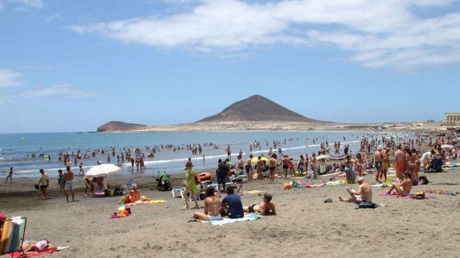 Granadilla pone control de aforo en playas a partir de mañana 1 de julio durante julio y agosto