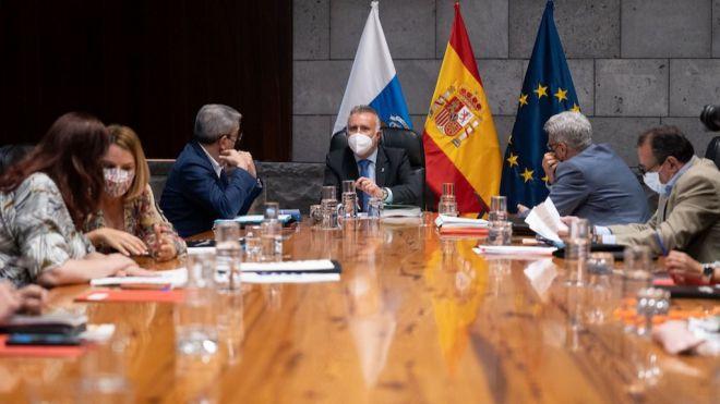 El Consejo solicita la convocatoria de la Comisión Bilateral por el REF y al tiempo autoriza que se recurra al TC