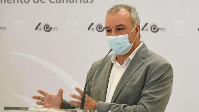 Campos cree que el discurso plurinacional de Iceta puede ayudar a solucionar el incumplimiento del REF