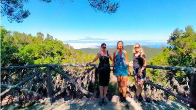 Agentes de viajes belgas visitan La Gomera para promocionar la oferta turística de la isla