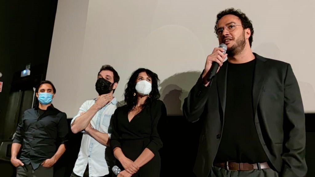 La piel del volcán llena las salas en Madrid