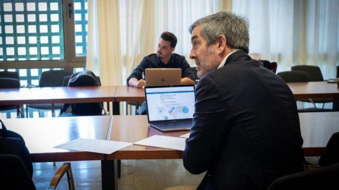 """Coalición Canaria activa un """"frente institucional"""" en defensa de los derechos canarios"""