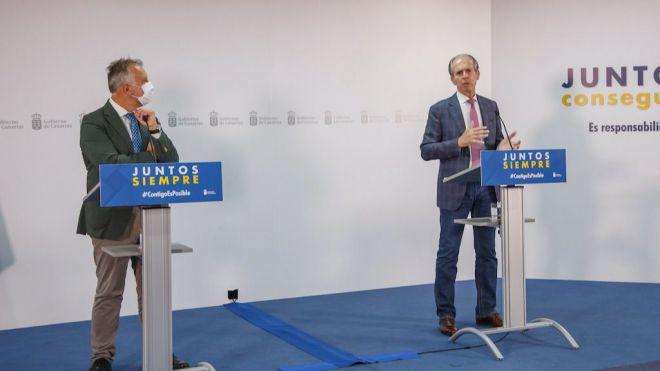 El Gobierno y la Federación de Lucha Canaria acuerdan el inicio de la temporada a partir de septiembre