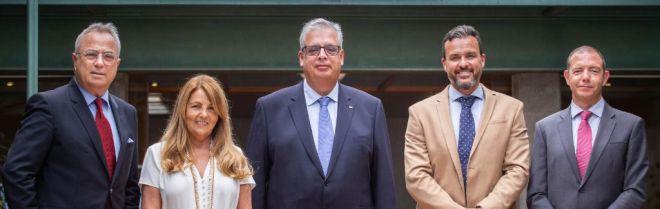 Juan Carlos Díaz Lorenzo, nuevo decano del Cuerpo Consular en Santa Cruz de Tenerife