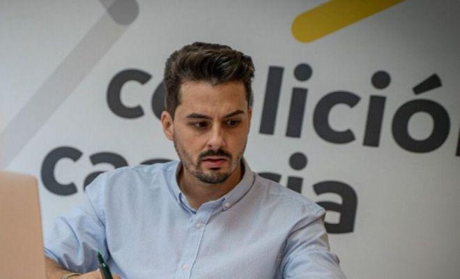 """CC avisa al PSOE que los cambios de cartera """"no son excusa"""" para lastrar la agenda Canarias-Estado"""