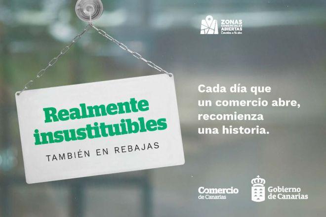 Campaña del Gobierno para potenciar el consumo en el comercio local