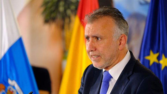 El presidente de Canarias pide un esfuerzo a todas las Administraciones para incrementar la vigilancia y frenar los contagios