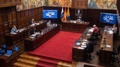 El REF, Guguy, las energías renovables y el turismo, protagonistas de la segunda jornada del debate del estado de la isla