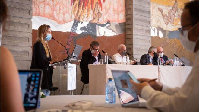 La defensa del fuero canario, clave en el arranque del Campus Verano 2021