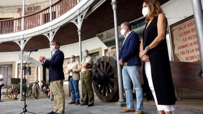 Santa Cruz celebra la Gesta del 25 de Julio rindiendo homenaje a Javier Gorostiza