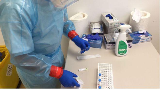 Sanidad constata 610 casos de COVID-19 en las últimas 24 horas
