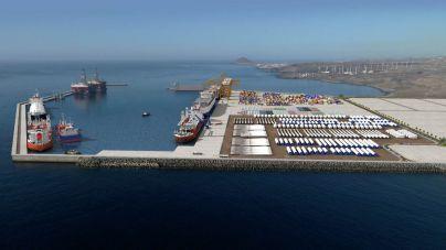Puertos de Tenerife invertirá 218 millones de euros en sus instalaciones hasta 2025