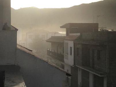El procesamiento de los áridos del Anillo Insular provoca una situación insoportable para los vecinos