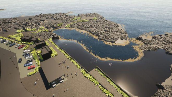 Las piscinas naturales de 'Las Maretas' ya cuentan con un proyecto que impulsará la actividad turística