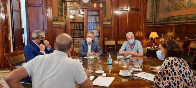 """Quevedo: """"NC destapó el conflicto del REF y ahora ha encontrado un acuerdo para preservar el fuero canario"""""""