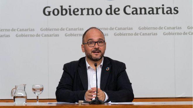Canarias solicita al Estado la creación de la Comisión de la Demarcación Marítima-Terrestre de Canarias