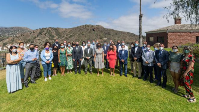 El Cabildo y todos los municipios Gran Canaria se unen por la igualdad en la isla