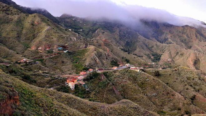 Santa Cruz tendrá senderos señalizados desde el centro de la ciudad hasta Anaga