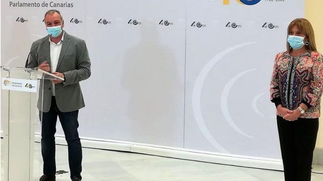 NC pide que el Consultivo analice las prerrogativas de los diputados del Mixto tras abandonar el partido