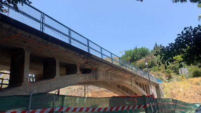 Santa Cruz garantiza el paso de vehículos de emergencia y transporte público al macizo de Anaga tras la rehabilitación del puente