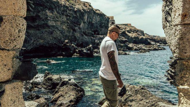 El maestro internacional del Krav Maga, Martin Luna, confía en una productora canaria para su primer documental biográfico