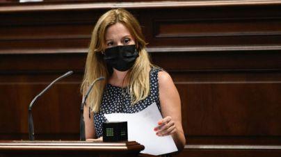 Rosa Dávila reclama la intervención del Gobierno de Canarias en el rescate de JSP ante el riesgo de cierre