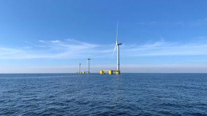 DISA y Ocean Winds han creado una alianza para la construcción de parques eólicos marinos en Canarias