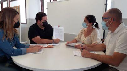 CC-PNC de Arona exige a Sanidad la reapertura inmediata del Punto de Vacunación del Hospital del Sur