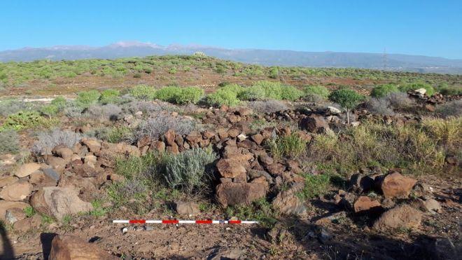 La zona arqueológica de los Llanos de Ifara en Granadilla de Abona será declarada BIC