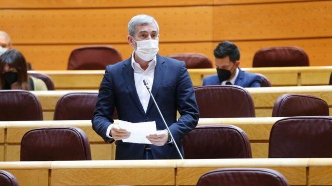 """CC exige al PSOE que deje de """"hostigar"""" a Canarias tras conocer el reparto de los fondos europeos de Cultura"""