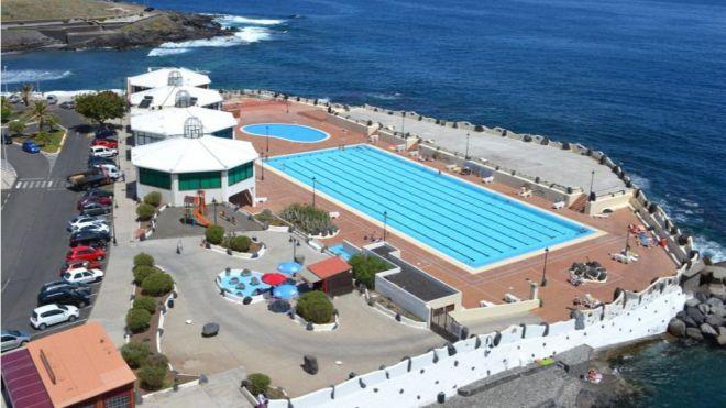Costas Madrid demolerá las piscinas de Los Silos