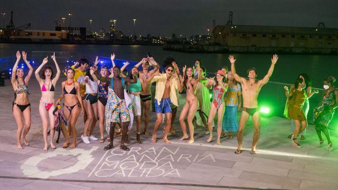 El color y la luminosidad de la firma de baño infantil LadyBug´s abre la pasarela de Summerland