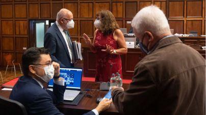 """El Cabildo pide respeto a la soberanía de Cuba y la """"solución por vías pacíficas de las protestas'"""