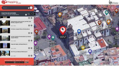 Nueva versión de Mapping, el mapa cultural de tu ciudad