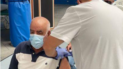 La Palma alcanza la inmunización contra la COVID-19 del 70% de su población diana