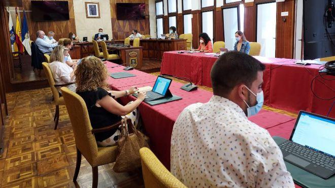 Sodepal gestionará los centros turísticos de La Palma para situarlos como referente internacional