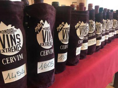 Los vinos tinerfeños logran 25 galardones en el concurso Cervim 2021, en Italia