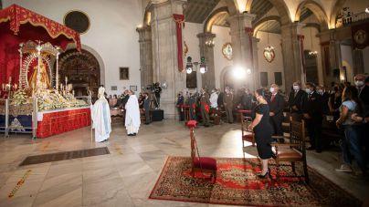 Canarias unida ante su Patrona, la Virgen de Candelaria