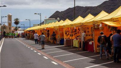 Hermigua acogerá esta semana la XXIV edición de la Feria de Artesanía y Comercio
