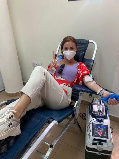 El ICHH llama a donar sangre para mantener los niveles de stock