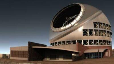 El telescopio de 30 metros se queda sin suelo en La Palma