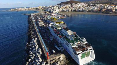 El PP, preocupado por el colapso del puerto de Los Cristianos