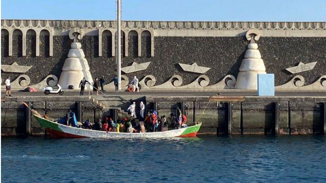 Alpidio Armas exige de nuevo la construcción del centro de acogida temporal de migrantes