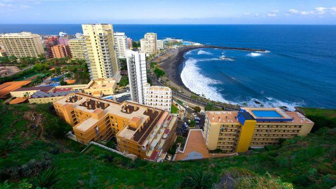 CC-PNC reclama la regeneración de la playa de Martiánez y Los Tarajales como elementos de atracción turística