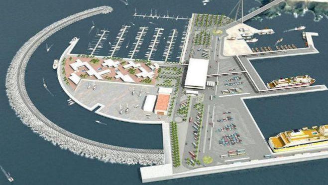 El PP presenta varias iniciativas en el Congreso para que se clarifique la situación del puerto de Fonsalía