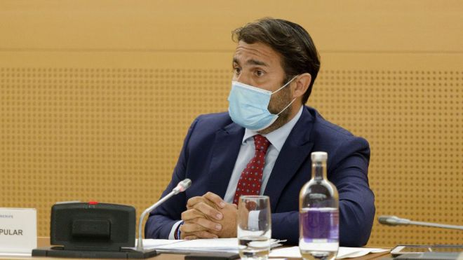 El PP echa en falta el liderazgo de Tenerife para afrontar la situación del tráfico marítimo entre islas